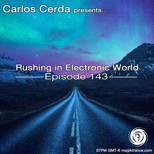 Carlos Cerda - RIEW 143 (03.05.16)