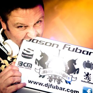 Jason Fubar Live at Revolution Blackpool - 21-09-13
