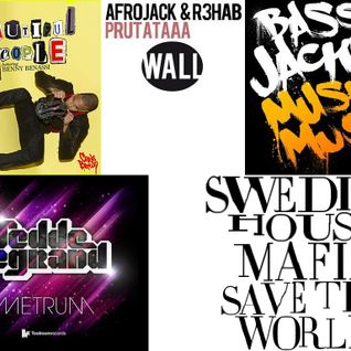 DJ ONUR AKMAN - MY MAGNIFICENT PARTY SET