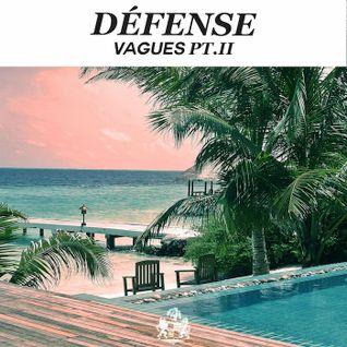 DEFENSE - VAGUES Pt II x Frenchbeats.fr