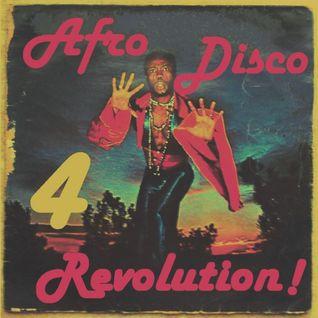 Afro Disco Revolution! Vol.4