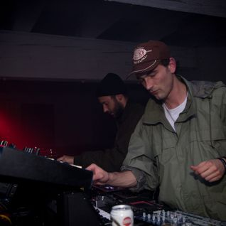 B. Baran & Chino - Live From Unsound - 11th October 2015