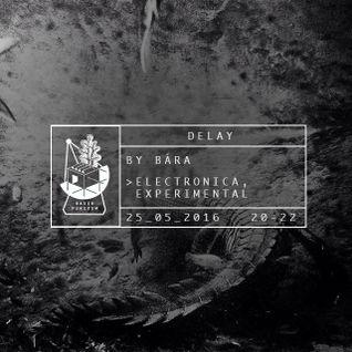 Delay 05-2/16 by Bára