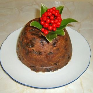 Pre-Christmas Post-Dubstep Pudding