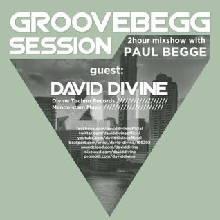 David Divine - Guest Mix for GROOVEBEGG (Episode 041)