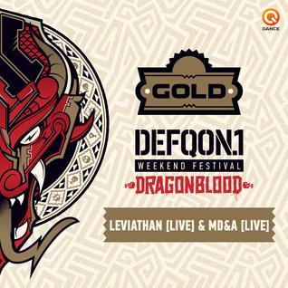 Leviathan LIVE & MD&A LIVE - Defqon 2016 Gold 2016