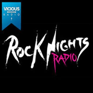 Rock Nights Radio Vol.35: HUGO LE-LOUP. 11/07/2013.