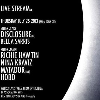 Richie Hawtin - Live At Enter.Main Week 04 (Space Ibiza) - 25-Jul-2013