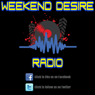Weekend Desire Radio - Beat Frequency Crew - 24.10.15
