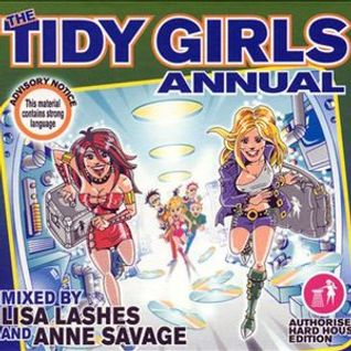 Anne Savage  ‎– The Tidy Girls Annual 2001