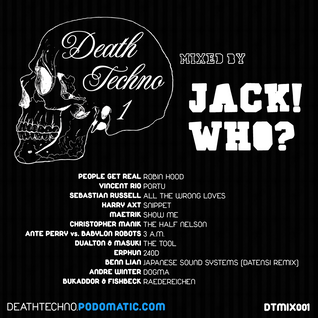 DTMIX001 - Mixed by Jack! Who?