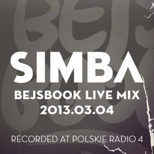 Simba - Bejsbook live mix (2013.10.19 at CZWÓRKA)