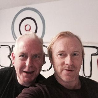 Monty Platters 25/10/16 with guest Adrian Jae