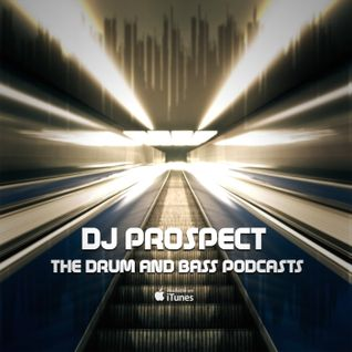 DJ PROSPECT THE DRUM AND BASS PODCASTS JUNE 2016