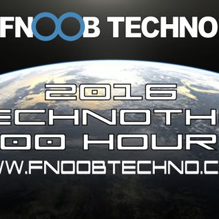 Variant's mix for the 2016 FNOOB Technothon