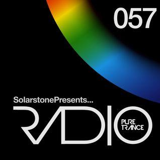 Solarstone presents Pure Trance Radio Episode 057