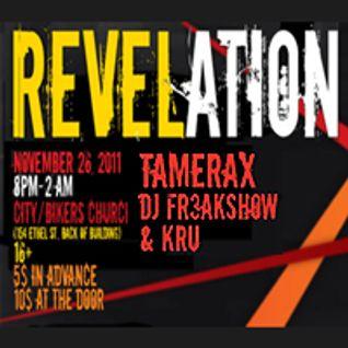 fEZZiK live at Revelation Nov 2011