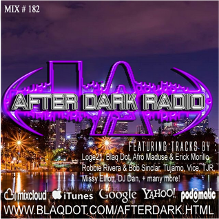 After Dark 2K16 mix8 #182