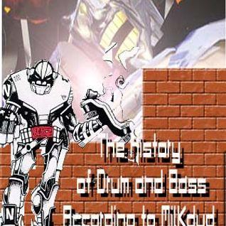 Dj Milkdud - History of Dnb Volume 3 1995-1997
