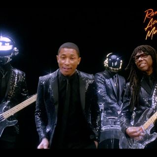 The 'Nile Rodgers' mix (1 hour) : DaftPunk-Diana Ross-Chic-David Bowie-Mick Jagger- & More