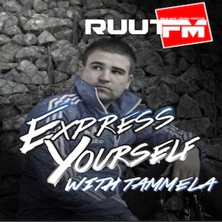Express Yourself at Ruut FM (96,6 Mhz) 12.04.2013 - Pshaw guestmix