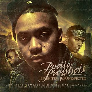 Hevehitta & DJ Unexpected - Poetic Prophets (Part 1) | Nas & Mobb Deep
