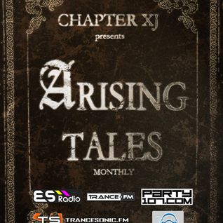 Chapter XJ - Arising Tales 001