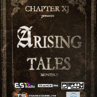 Chapter XJ - Arising Tales 001