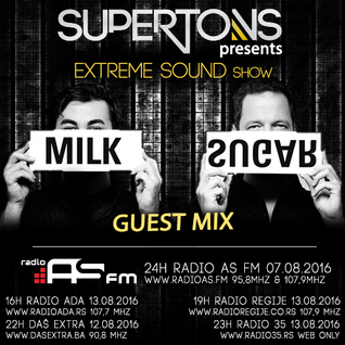 Milk & Sugar exclusive mix for Extreme Sound show #251