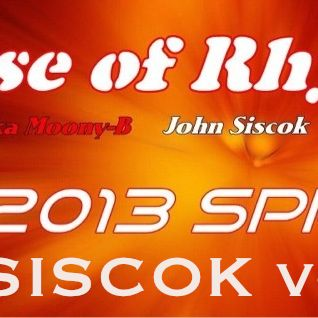 Sense of Rhythm vol.2 mixed by John Siscok