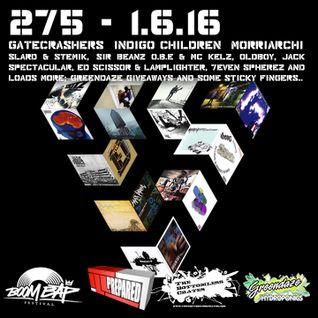 The Bottomless Crates Radio Show 275 - 1/6/16