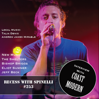 RECESS with SPINELLI #253, Coast Modern