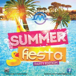 Summer Fiesta 2014 - Party Edition (Mixed by Mark Schatorje)