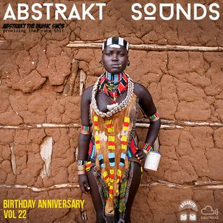 VBSTR8KT SOUZDS //|\ VOL XXII | BIRTHDAY ANNIVERSARY | Mixed By A.T.M.S. | 2015 Far Out