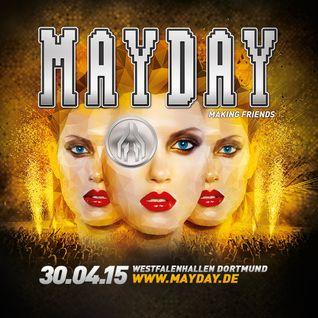 Sam Paganini - Live @ Mayday 2015 (Westfalenhallen, Germany) - 30.04.2015