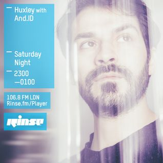 RINSE FM Show w/ And.ID 19th September 2015
