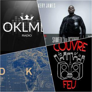 Couvre Feu Radio Show feat KERY JAMES x Mr TOMA (Episode 2 Saison2) #OklmRadio