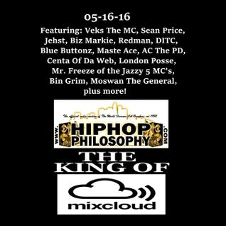 HipHopPhilosophy.com Radio - LIVE - 05-15-16