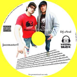 KesselBeatz - DJ aVeal & Jazzmaster T - Mash up da scenery