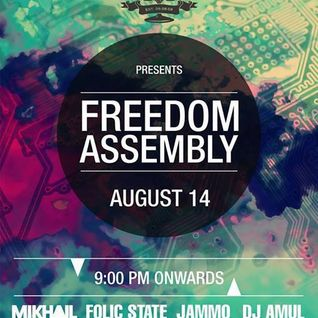 Independence Pre-Assembly Breaks Set @ Elbo Room Feat AmuL