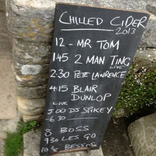 Roughly Chilled Cider 2013