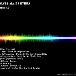 Nuno Alvez aka Dj Hynka- vs Minimal (2011.07)