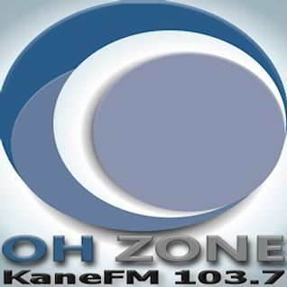 KFMP: JAZZY M - THE OHZONE SHOW 8 - KANEFM 16-12-2011