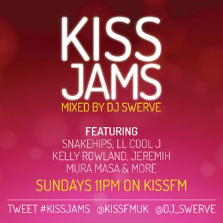 KISS JAMS MIXED BY DJ SWERVE 13 DEC 15