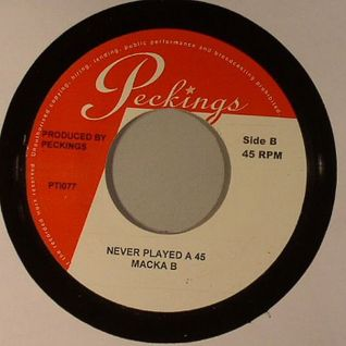 NEVER PLAYED A 45! (Reggae Rocksteady Studio 1 Mix)