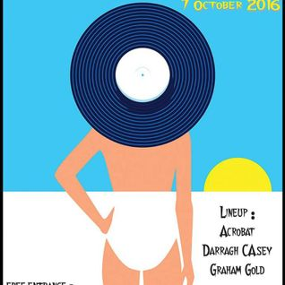 Graham Gold Live at Guys Bar, Koh Phangan-October 7th 2016