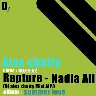 Rapture - Nadia Ali (Dj alex chatty Mix)