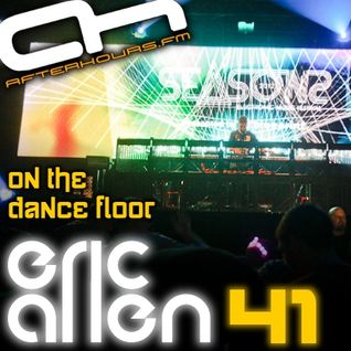 Eric Allen - On The Dance Floor 041