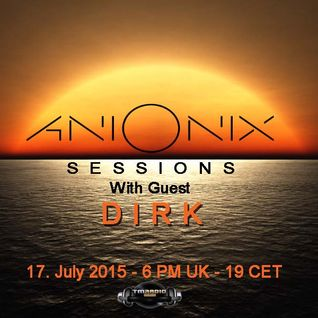 Ani Onix Session - host mix - July 2015 - Ep 011 On Nube Music Radio & TM-Radio