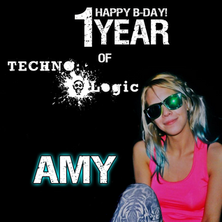 AMY || TECHNO:Logic B-DAY Party @ Bar Zar [24/10/2015]